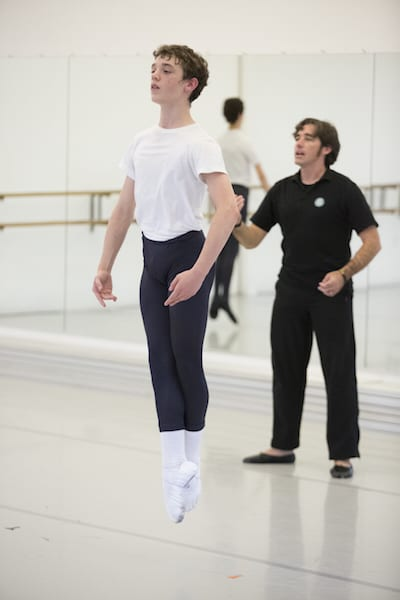 The Portland Ballet School,Classes