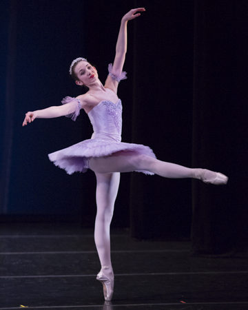 The Portland Ballet,Spring show dress rehearsal