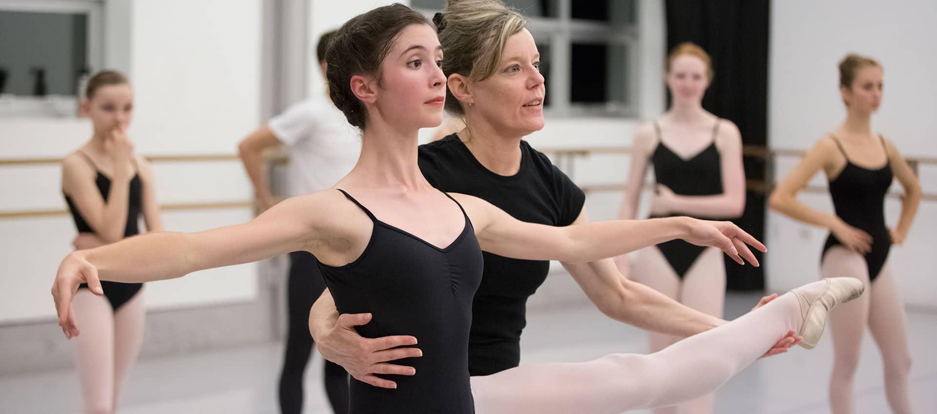 Curriculum Ballet