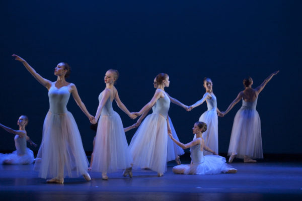 Serenade, TPB Youth Company Dancers, Photo by Blaine Truitt Covert